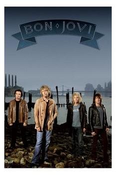 Bon Jovi - group Affiche