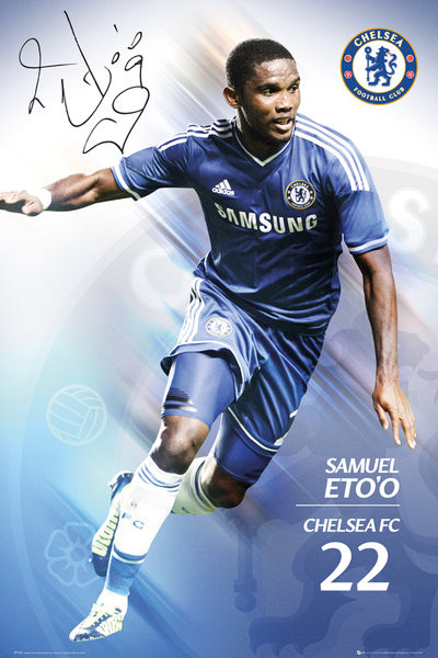 Chelsea - eo'o 13/14 Affiche