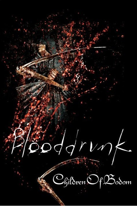 Children of Bodom - blood dRunk Affiche