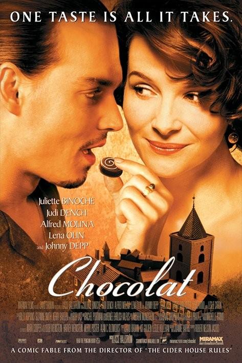 CHOCOLATE Affiche