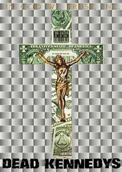 Dead Kennedys - krucifix Affiche