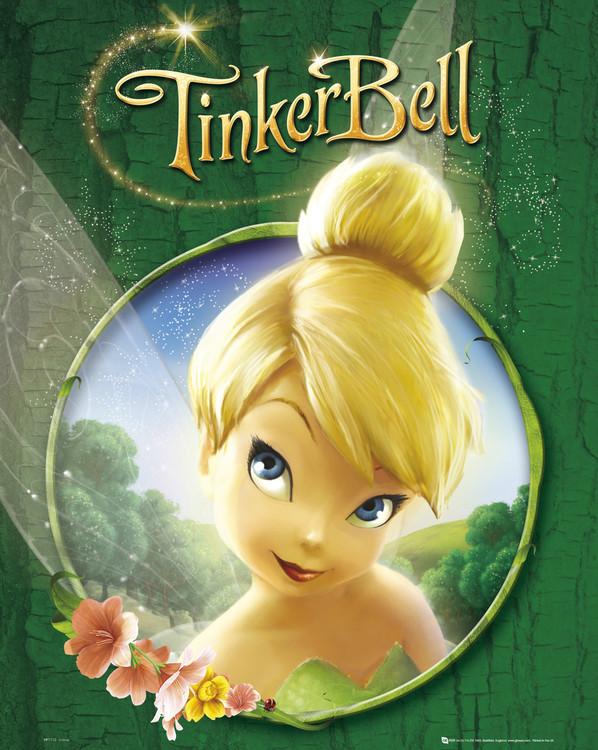 DISNEY FAIRIES - tinkerbell movie Affiche