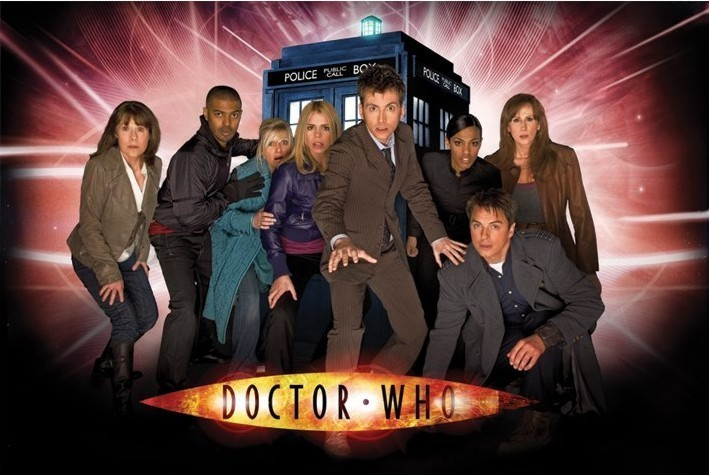 DOCTOR WHO - children of time Affiche