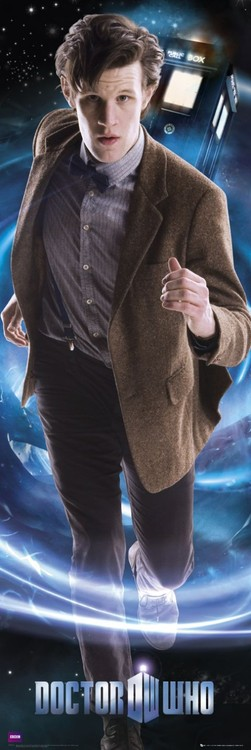 DOCTOR WHO - doctor Affiche