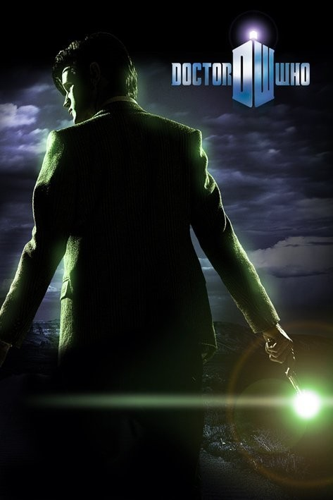 DOCTOR WHO - sonic scredriver Affiche