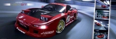 Easton NSX GT Affiche