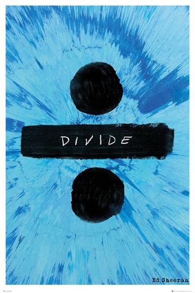 Ed Sheeran - Divide Affiche