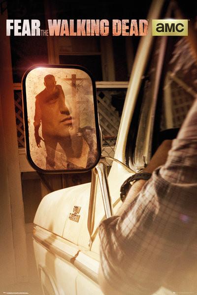Fear The Walking Dead - Mirror Affiche