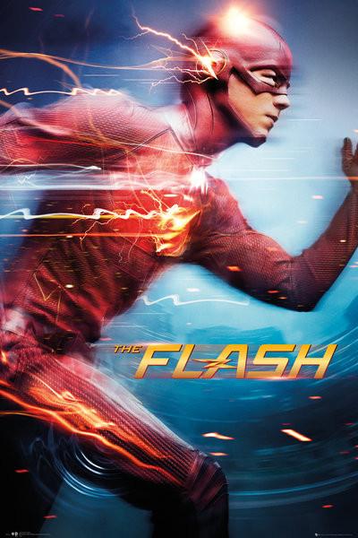 Flash - Run Affiche