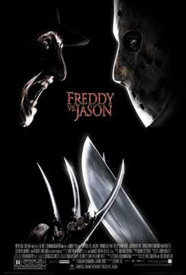 FREDDY VS.JASON Affiche