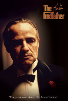 GODFATHER - offer Affiche