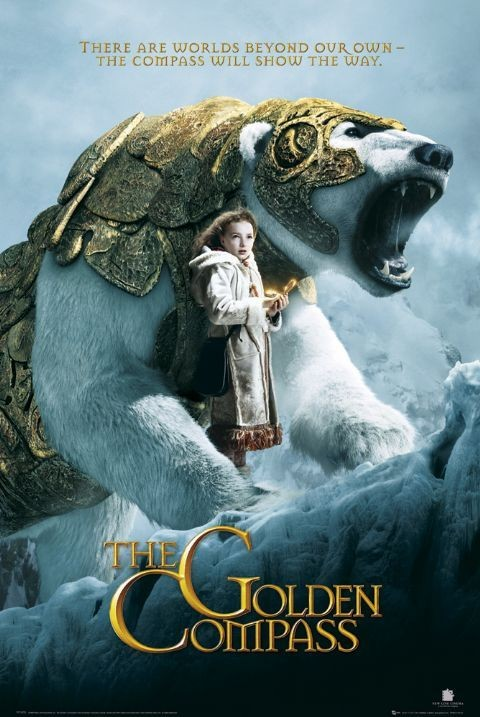 GOLDEN COMPASS - teaser Affiche