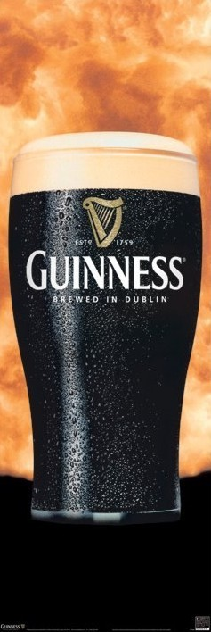Guinness - surge Affiche