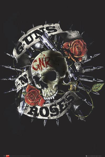 Guns'n'Roses - firepower Affiche