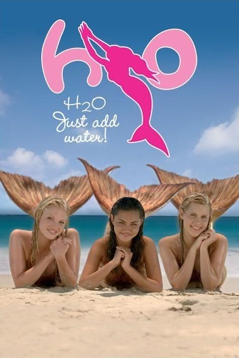 H2O - Mermaids Affiche