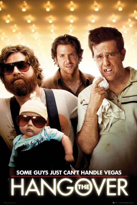 HANGOVER - one sheet Affiche
