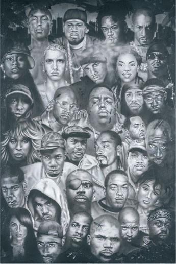 Hip Hop Affiche