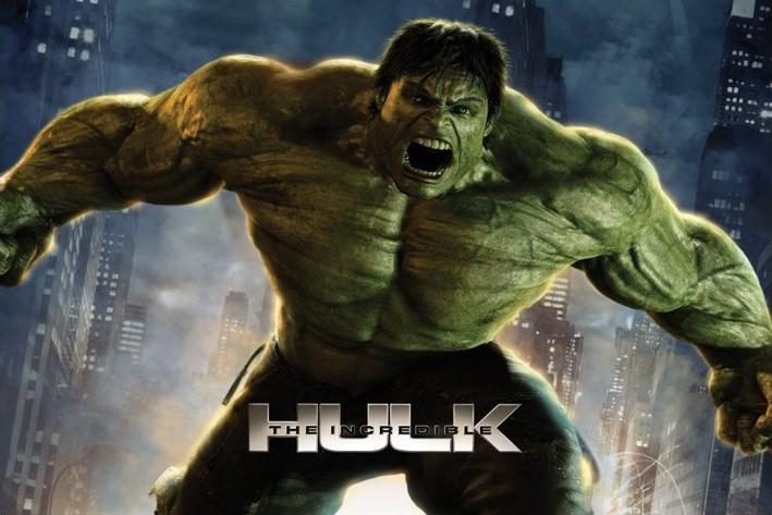 HULK - Roar Affiche