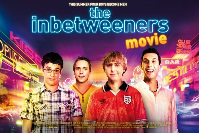 INBETWEENERS Affiche