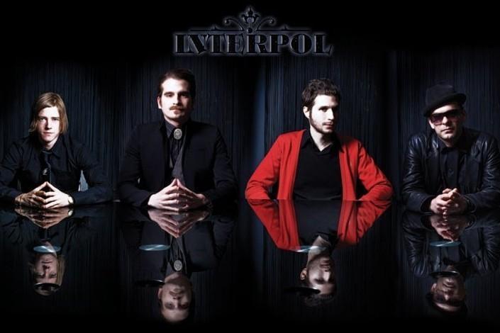 Interpol - reflection Affiche