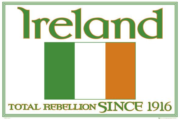 Ireland - 1916 Affiche