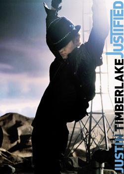Justin Timberlake – justified Affiche