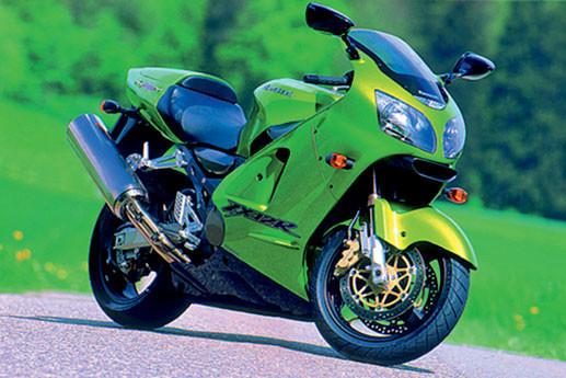 Kawasaki ZX12R Affiche
