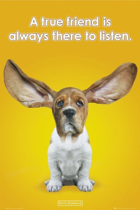 Keith Kimberlin - ears Affiche