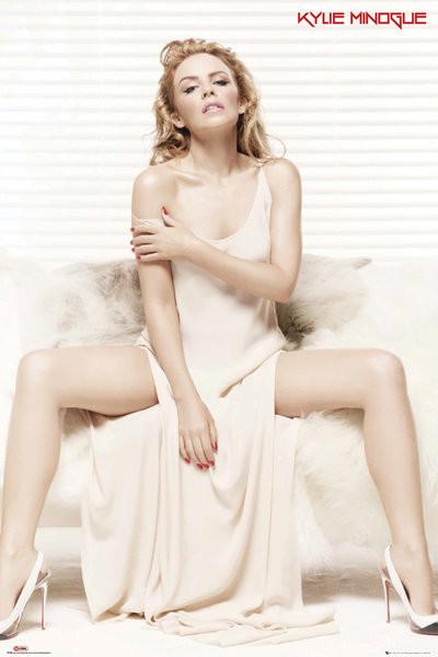 Kylie Minogue - Dress Affiche
