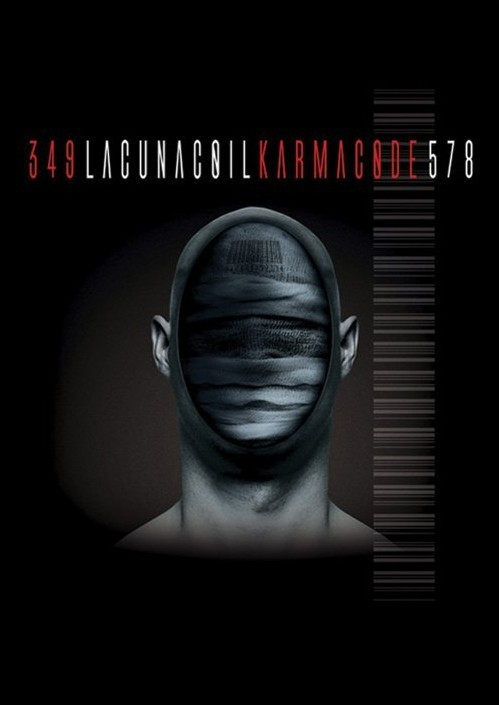 Lacuna Coil - karmacode Affiche