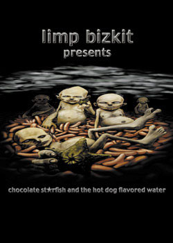 Limp Bizkip - chocolate star.. Affiche