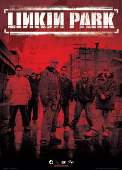 Linkin Park - factory Affiche