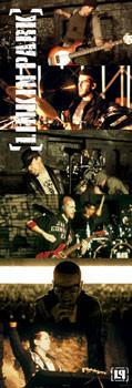 Linkin Park - live Affiche
