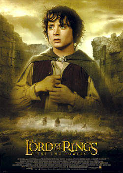 LORD OF THE RINGS – frodo teaser Affiche