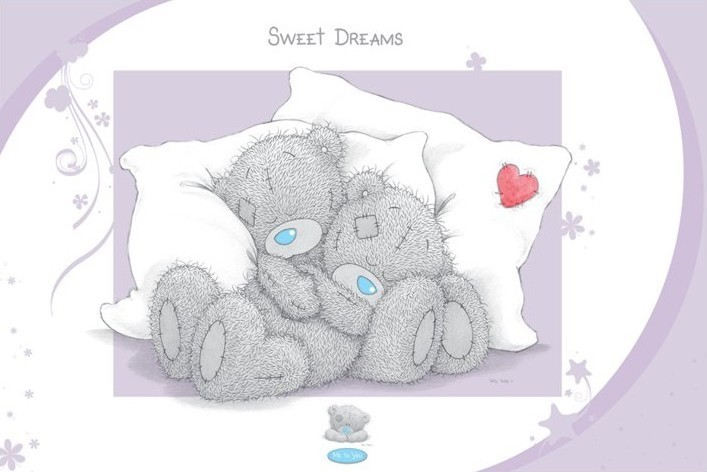 Me to you – sweet dreams Affiche