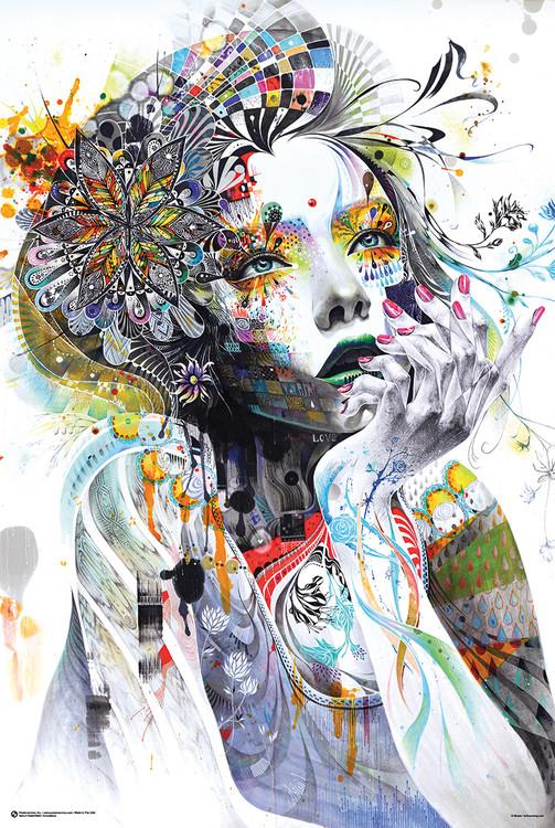Minjae Lee - Circulation Affiche