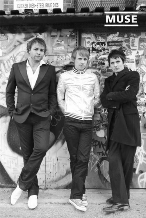 Muse - tour Affiche