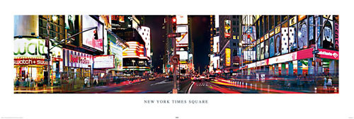 New York - Times square Affiche