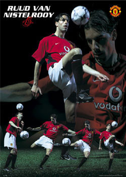 Nistelrooy ruud van - aktion Affiche