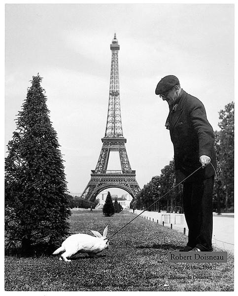 Paris - Champs de Mars, 1943 Affiche