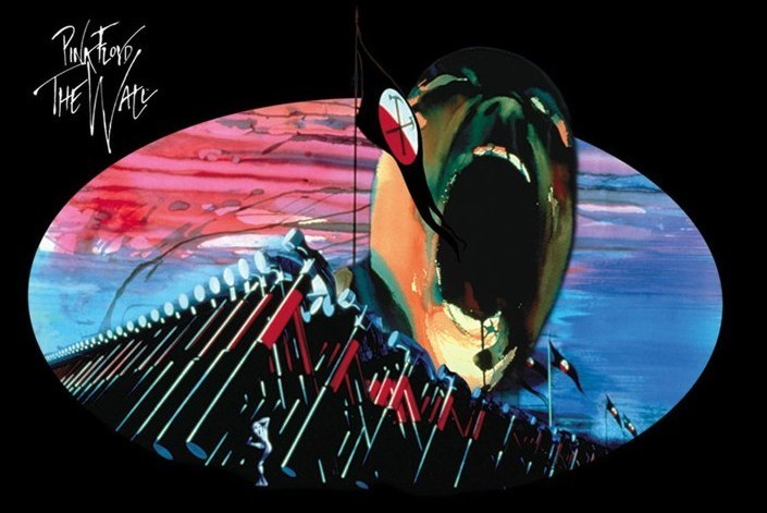 Pink Floyd - hammers Affiche