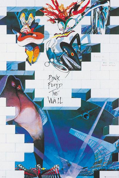 Pink Floyd: The Wall - Album Affiche