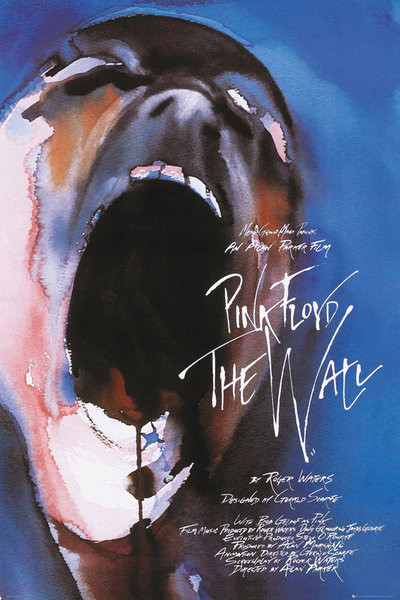 Pink Floyd - The Wall, Film Affiche