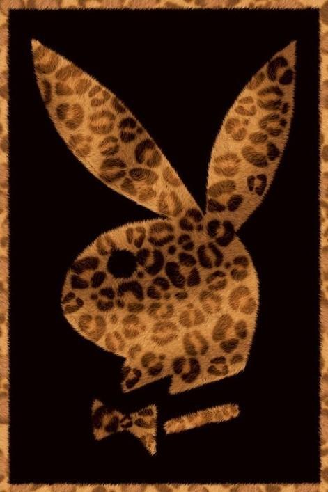 Playboy - fur Affiche