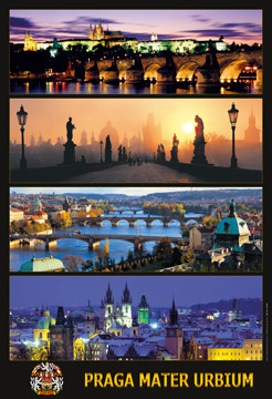 Prague – Prague mother Affiche