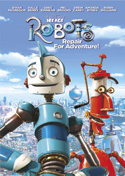 ROBOTS - teaser Affiche