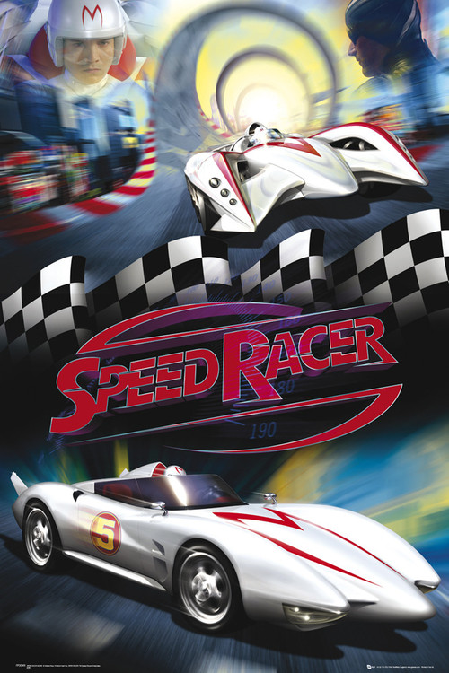 Speed racer - mach 5 Affiche