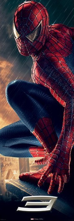 SPIDERMAN 3 - ledge Affiche