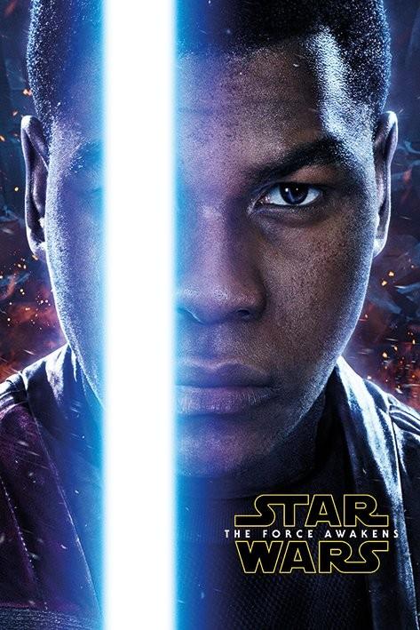 Star Wars, épisode VII : Le Réveil de la Force - Finn Teaser Poster