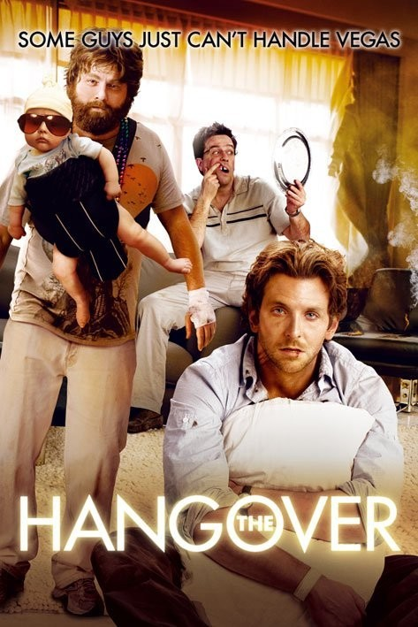 THE HANGOVER - the morning after Affiche